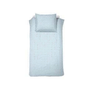 Svetlomodré bavlnené posteľné obliečky Cinderella Brigitte Sky Blue, 200 x 140 cm