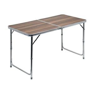 Skladací kempingový stôl Cattara Double