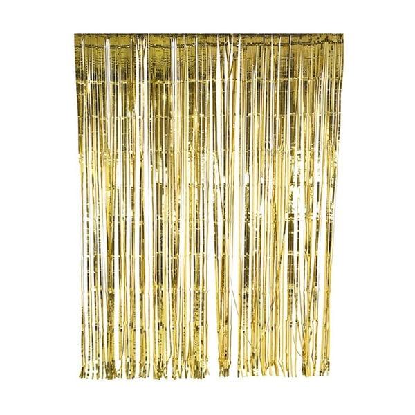 Reťaz so strapcami Gold Foil, 2,5 m