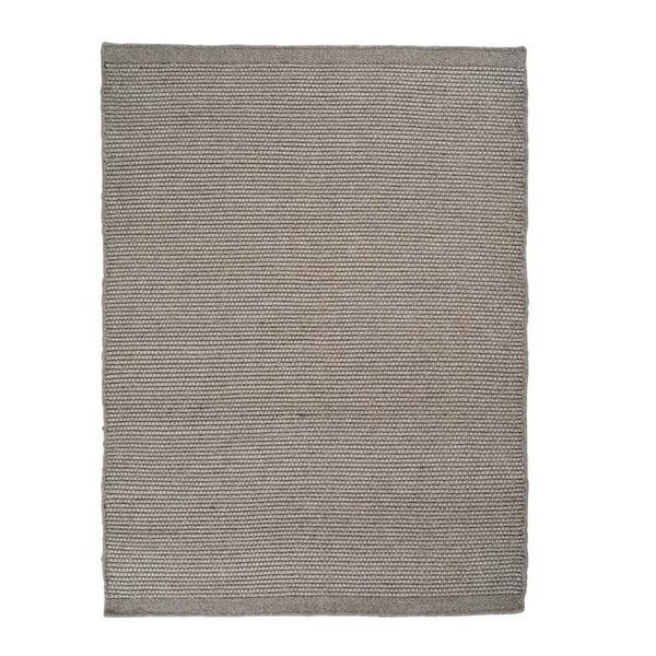 Ručne tkaný vlnený koberec Linie Design Mumbai, 80x200cm
