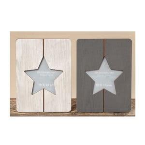 Sada 2 fotorámikov Frame Star