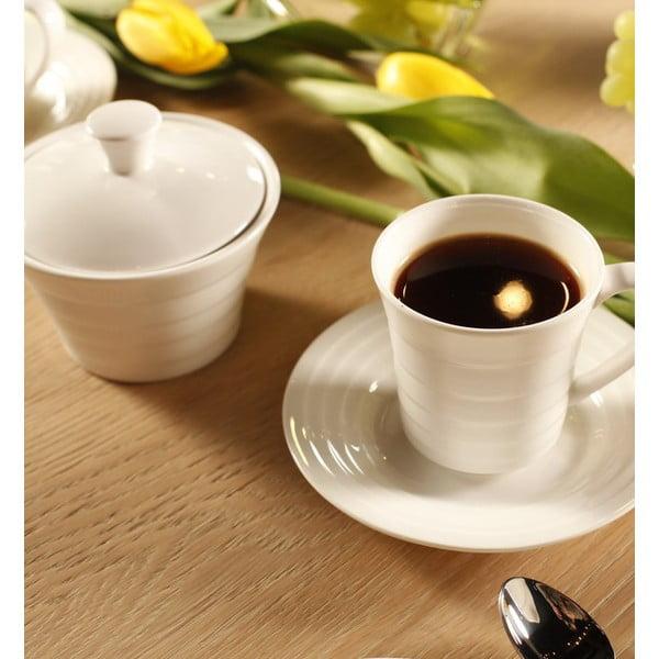 Vzorovaná kávová súprava, 20-dielna