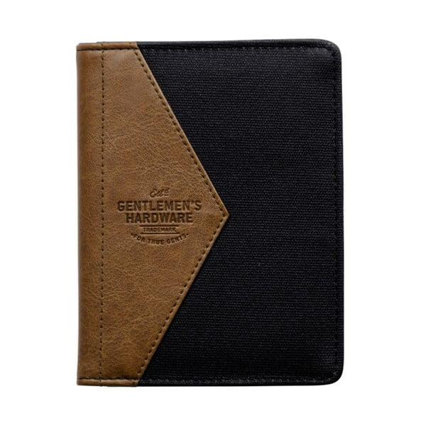 Peňaženka na cestovné doklady Gentlemen's Hardware