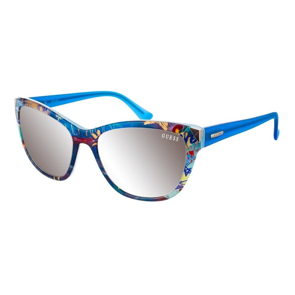 Dámske slnečné okuliare Guess 398 Blue  49a178545e3