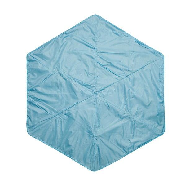 Pikniková deka Hexo Blue