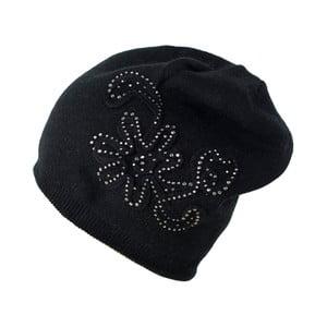 Čierna dámska čiapka Art of Polo Sandra