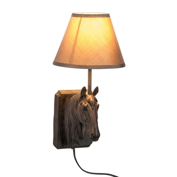 Nástenná lampa Horse