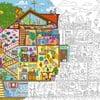 Maľovanky Creative Gifts Sladký domov