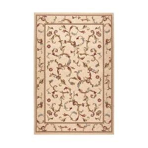 Vlnený koberec Byzan 542 Beige, 120x160 cm