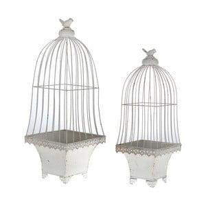 Sada 2 kvetináčov Cages