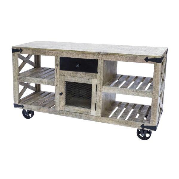 Odkladací stôl Ruote Piani