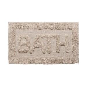 Kúpeľňová predložka Bath, 50x80 cm