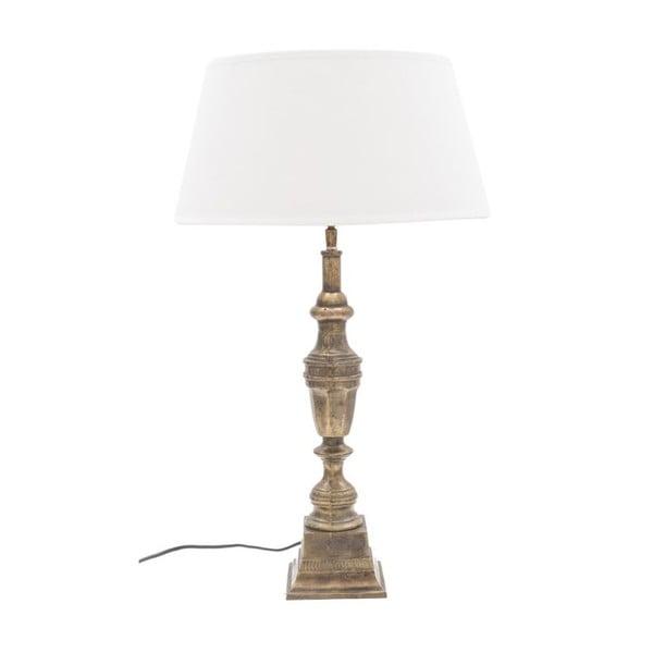 Stolná lampa Bresque Vintage Gold/Cream
