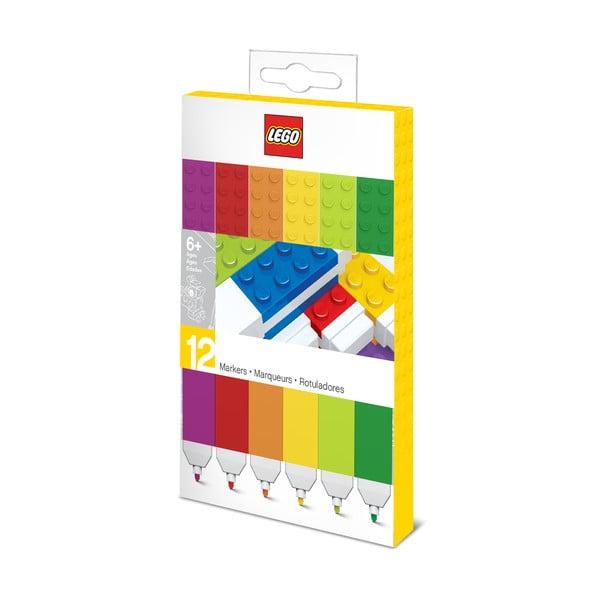 Sada 12 fixiek LEGO®