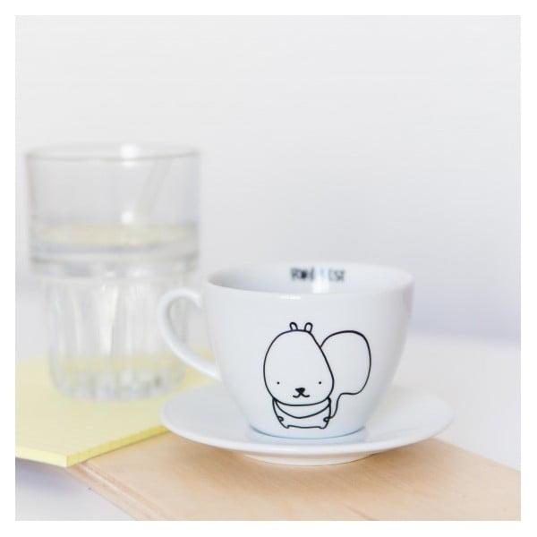 Hrnček na kávu Squirrel, 200 ml