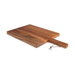 Veľká doska na krájanie z akáciového dreva T&G Woodware Tuscany Chunky, 42 x 23 cm