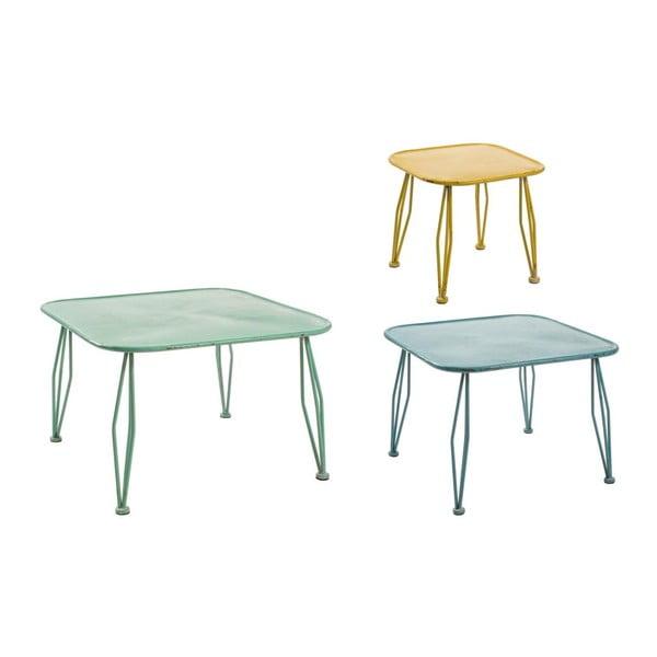 Set stolíkov Tavolino Gustav, 3 ks