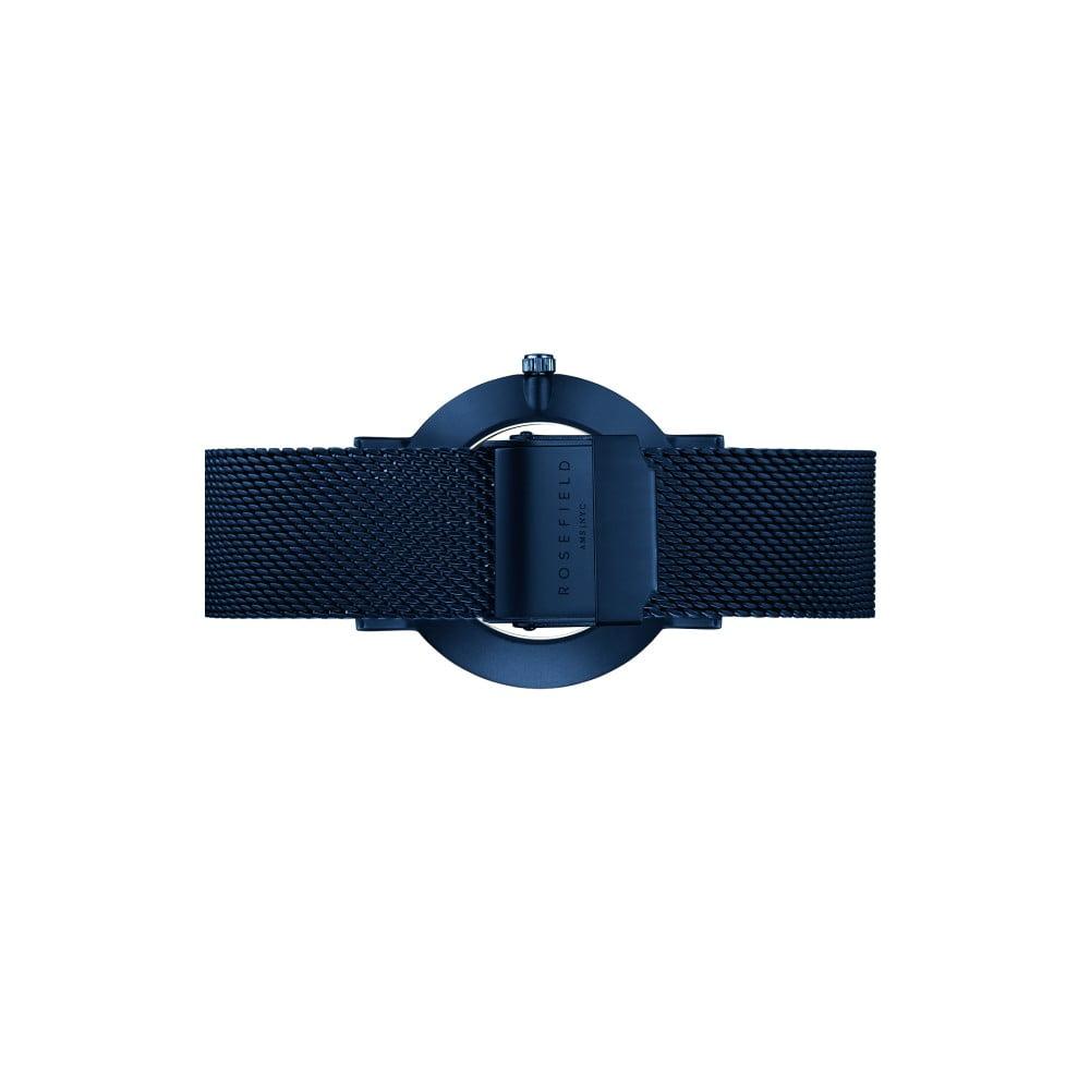 ... Bielo-modré dámske hodinky Rosefield The Mercer ... cac1c897d6c