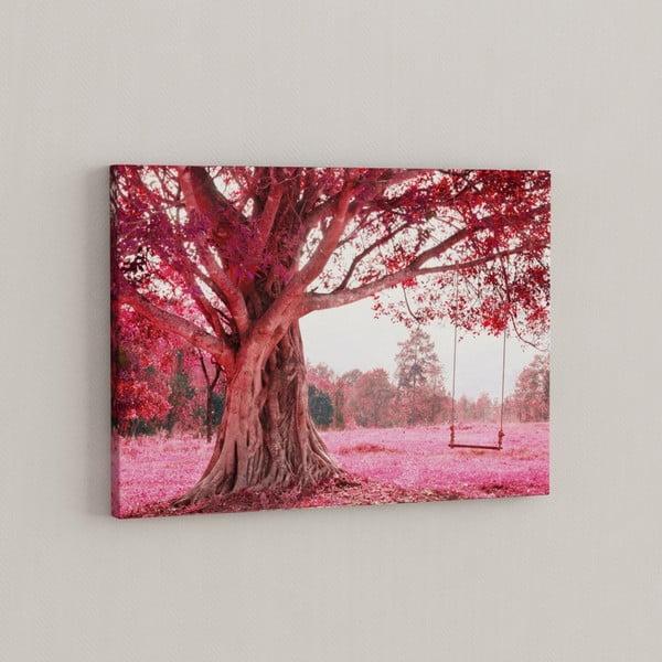 Obraz Ružový strom, 50x70 cm