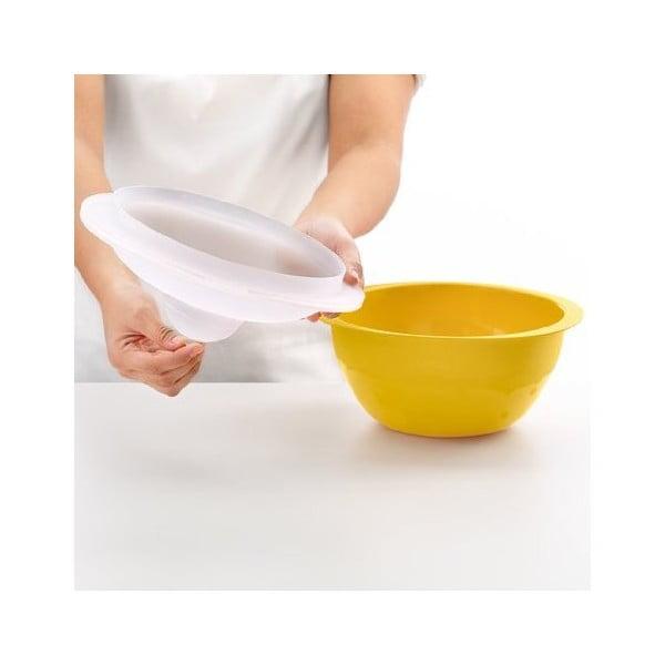 Misa na prípravu šalátu Saladshaker, žltá