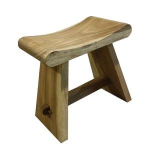 Stolička z dreva mungur HSM collection Rondo