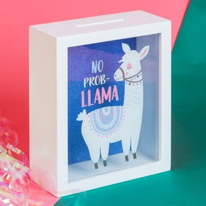 Pokladnička Just 4 Kids Llama No Prob Fund Box