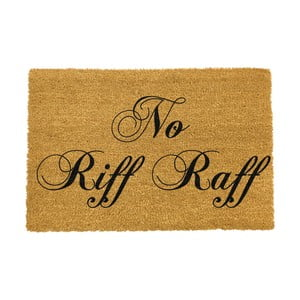 Rohožka Artsy Doormats No Riff Raff, 40 × 60 cm