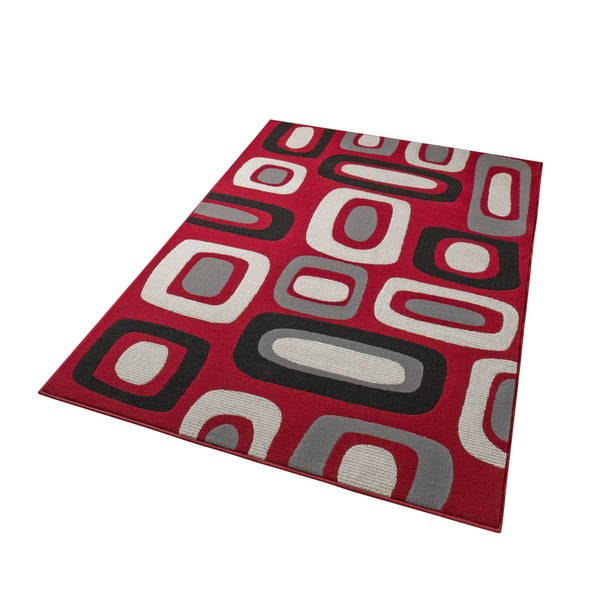 Koberec Hanse Home Hamla Willy Red, 200 x 290 cm