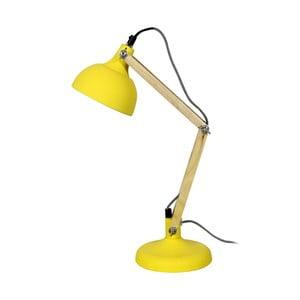Žltá stolová lampa Red Cartel Dexter Nimi