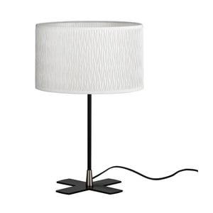 Biela stolová lampa Bulb Attack Once