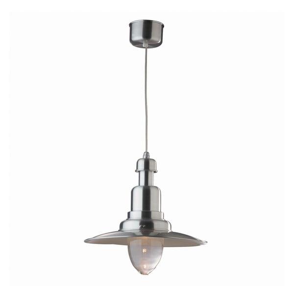 Závesné svietidlo Evergreen Lights Crido Industry Alu, 40 cm