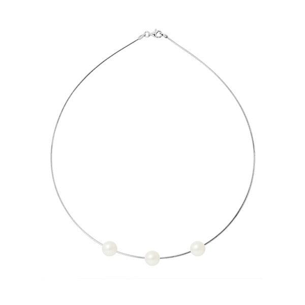 Náhrdelník s riečnymi perlami Stamatis