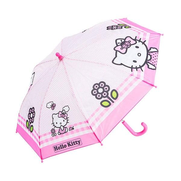 Detský dáždnik Ambiance Hello Kitty Rose Pale