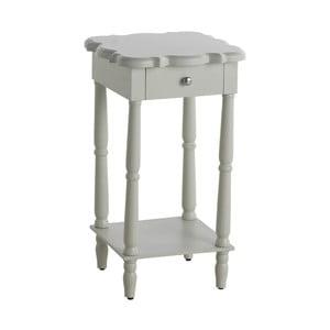 Odkladací stolík se zásuvkou Geese Chandler