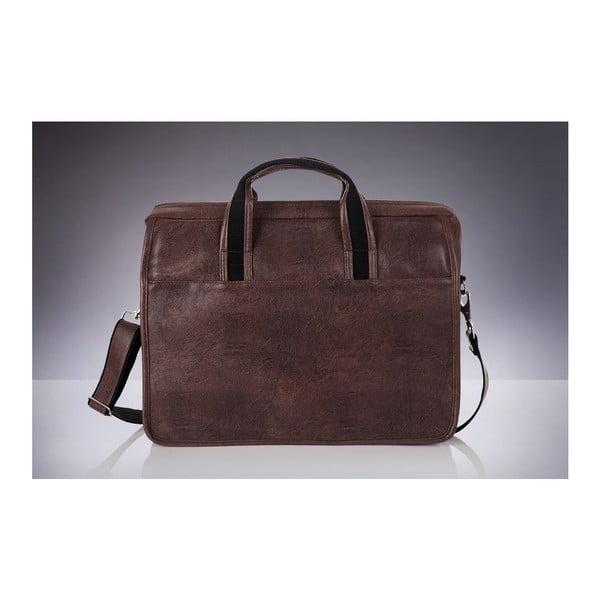 Pánska taška S13 Dark Brown