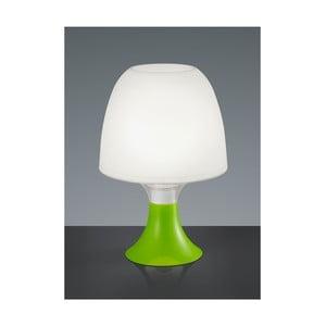 Stolová lampa Akki, zelená