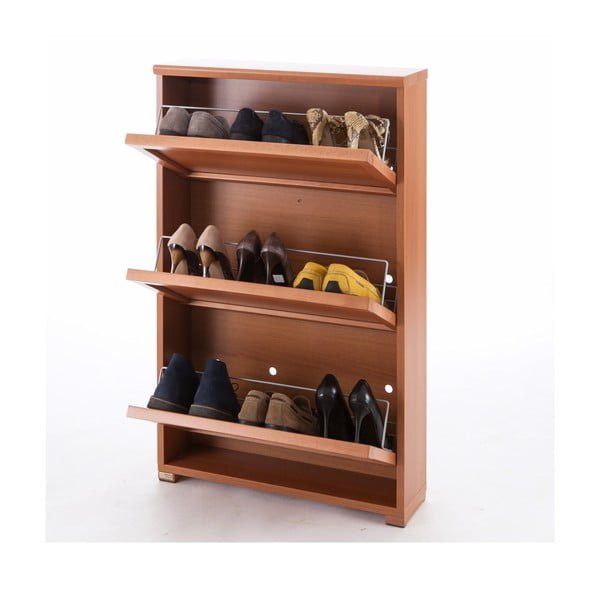 Skrinka na topánky z bukového dreva Arredamenti Italia Gioia