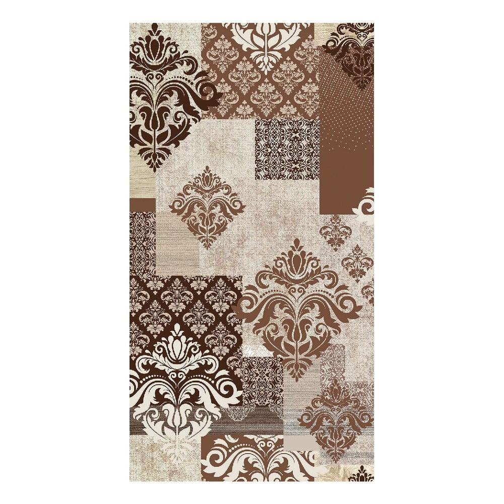 Odolný koberec Vitaus Kahve, 160 × 230 cm