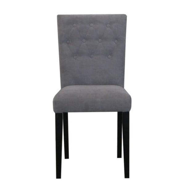 Stolička Monako Grey