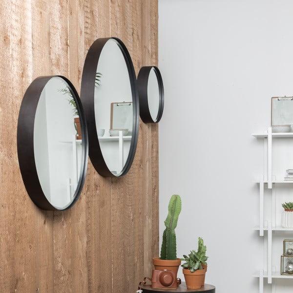 Nástenné zrkadlo Raj, 36 cm