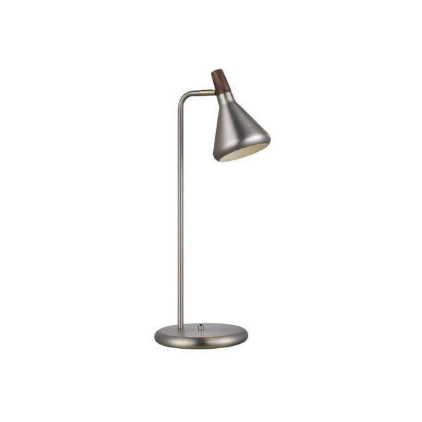 Stolná lampa Float, leštená oceľ