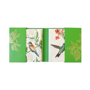 Sada 10 komplimentiek s puzdrom Eden Project by Portico Designs