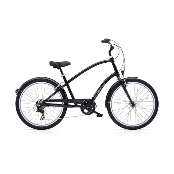 Pánsky bicykel Townie Original 7D EQ Black