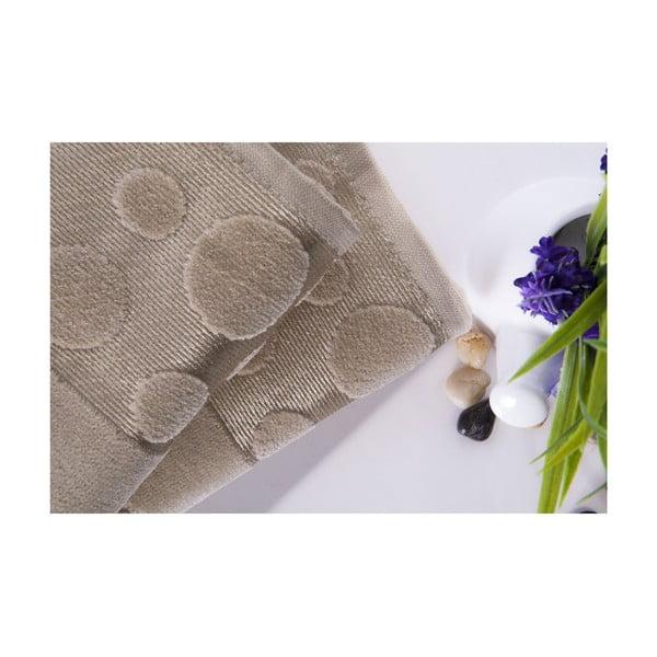 Set dvoch uterákov Tropical Beige, 50x90 cm