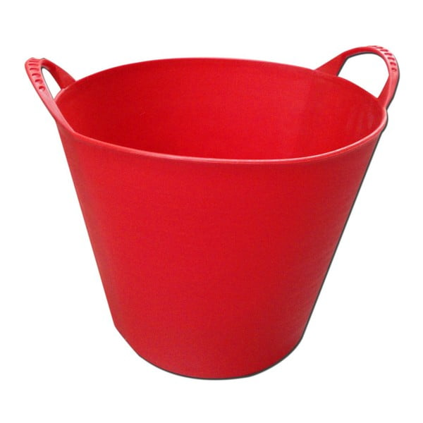 Vedro Red Plastic