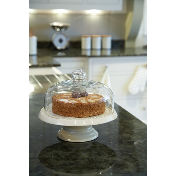 Stojan na tortu s poklopom Kitchen Craft Classic Collection