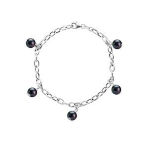 Náramok s riečnymi perlami Ourania