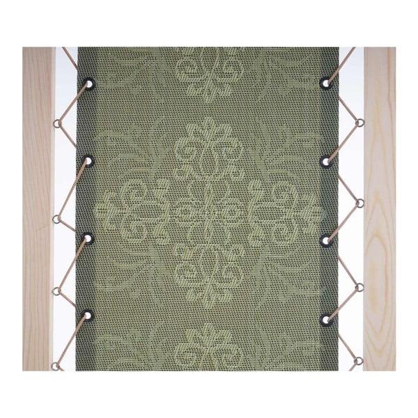 Paraván Textile Ornaments, 120x170 cm
