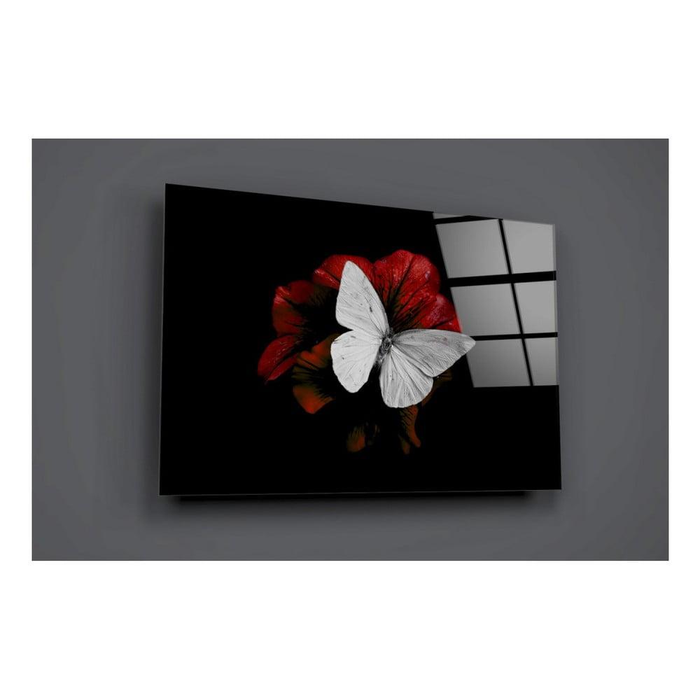 Sklenený obraz Insigne Muneco, 72 × 46 cm