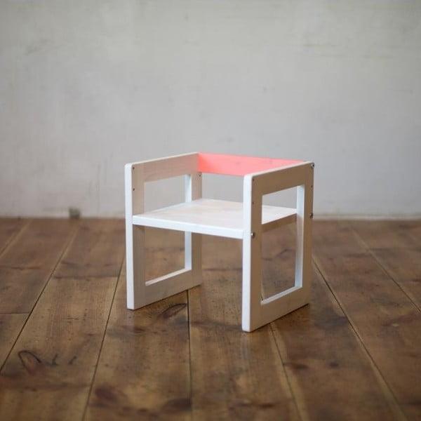 Detská stolička Just Red
